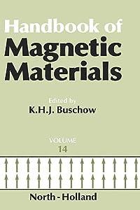 Handbook of Magnetic Materials, Volume 14