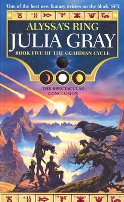 Alyssa S Ring The Guardian Cycle 5 By Julia Gray