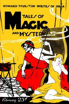 Pulp Classics: Tales of Magic and Mystery (February 1928)
