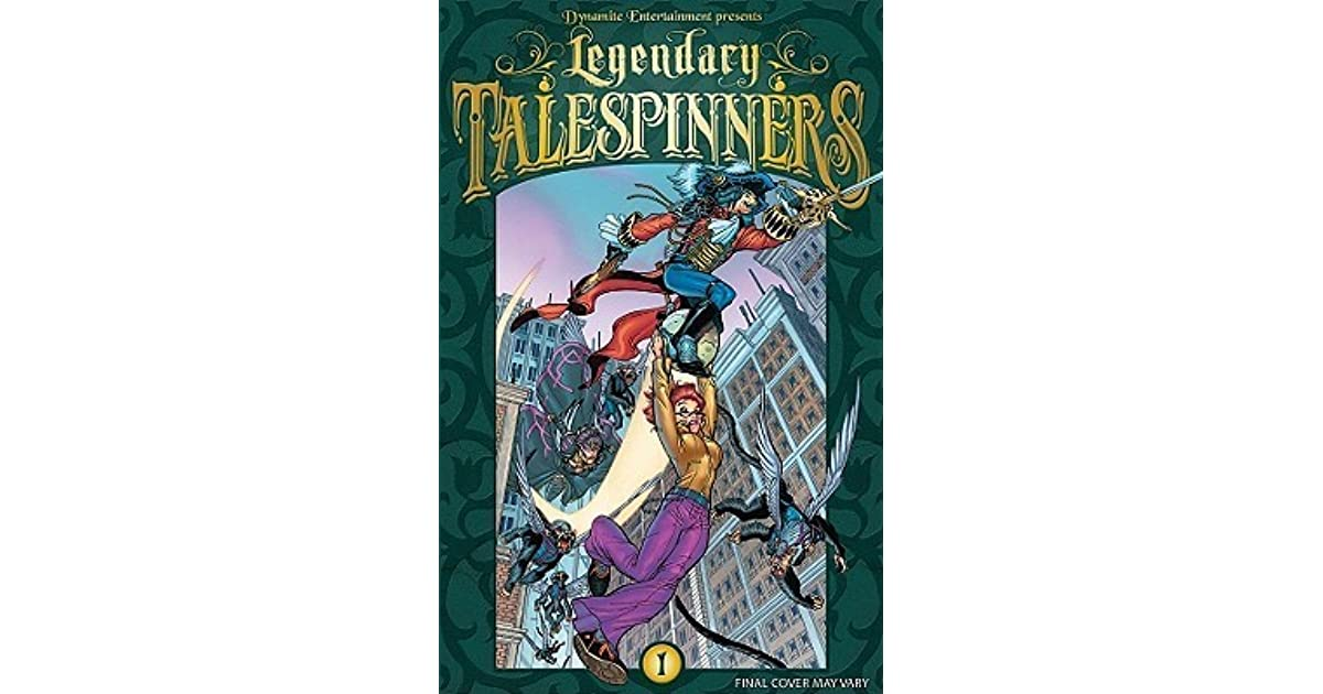 Legendary Talespinners #2 (of 3)