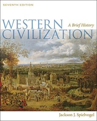Western Civilization A Brief History By Jackson J Spielvogel