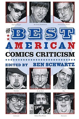 The Best American Comics Criticism