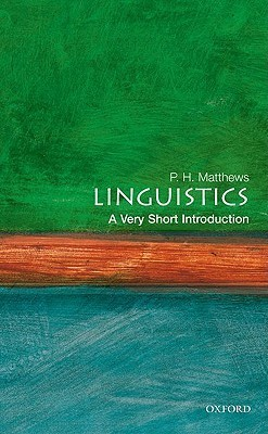 Linguistics  A Very Short Introdu