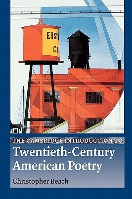 Introduction to Twentieth Century American Poetry