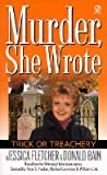 Trick or Treachery (Murder, She Wrote, #14)