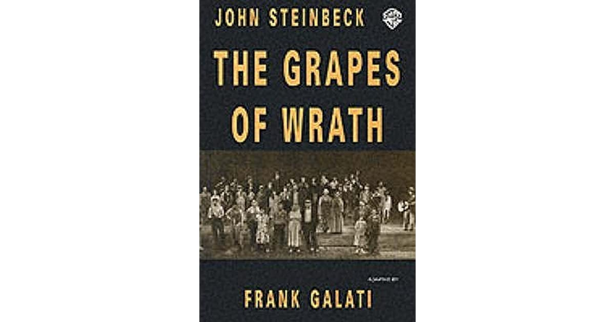 a review of the story of the grapes of wrath