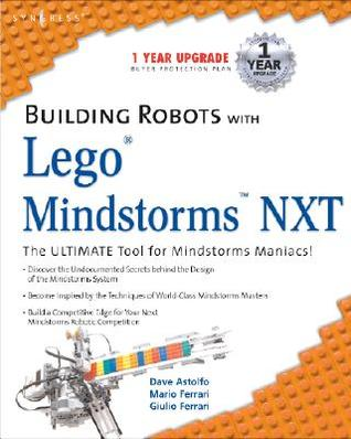 Building Robots with Lego Mindstorms NXT by Mario Ferrari