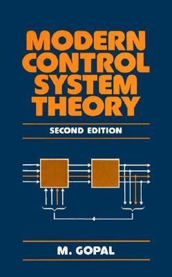 Modern Control System Theory By M Gopal