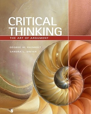 Critical Thinking- The Art of Argument Team Nanban  TPB
