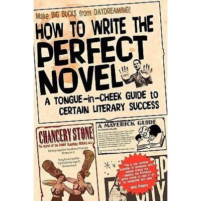 how to write suspense novels