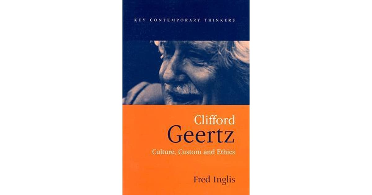 clifford geertz deep play notes on Clifford geertz deep play: notes on a balinese cockfight essay 1626 words   7 pages cross-cultural comparisons the essay deep play: notes on the balinese cockfight.