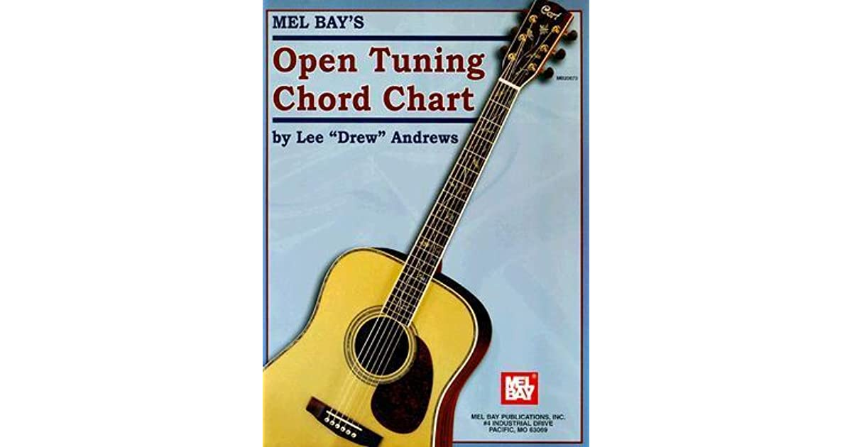 Open Tuning Chord Chart by Lee Andrews