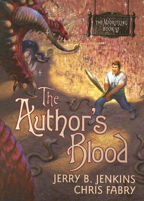 The Author's Blood (The Wormling, #5)
