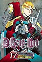 D.Gray-man, Volume 17