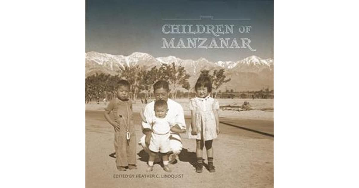 Children of manzanar by heather c lindquist fandeluxe Image collections