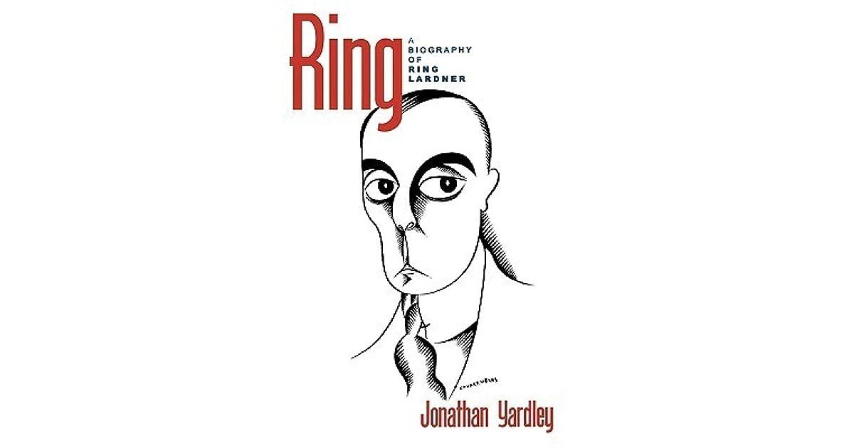 Ring By Jonathan Yardley