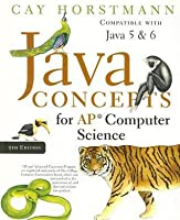 Java Concepts for AP Computer Science