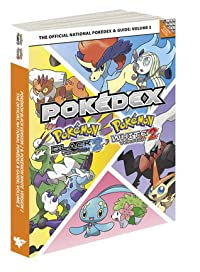 Pokemon Black Version 2 & Pokemon White Version 2 The Official National Pokedex & Guide Volume 2: The Official Pokemon Strategy Guide
