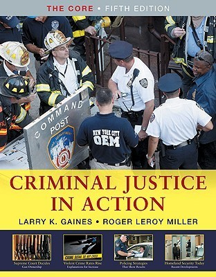 Criminal Justice in Action The Core, 7 edition