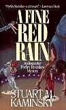 A Fine Red Rain (Porfiry Rostnikov, #4)