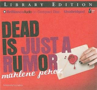 Download Dead Is Just A Rumor Dead Is 4 By Marlene Perez
