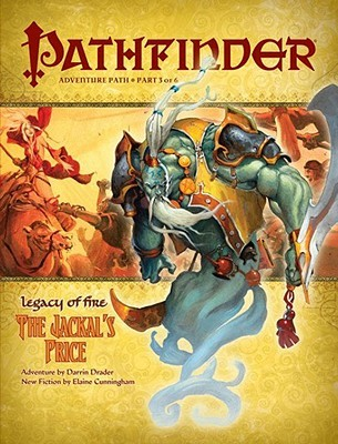 Pathfinder Adventure Path #21: The Jackal's Price