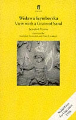 View with a Grain of Sand by Wisława Szymborska