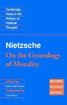 nietzsche will to power genealogy of morals