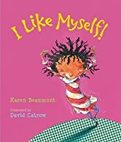I Like Myself! lap board book