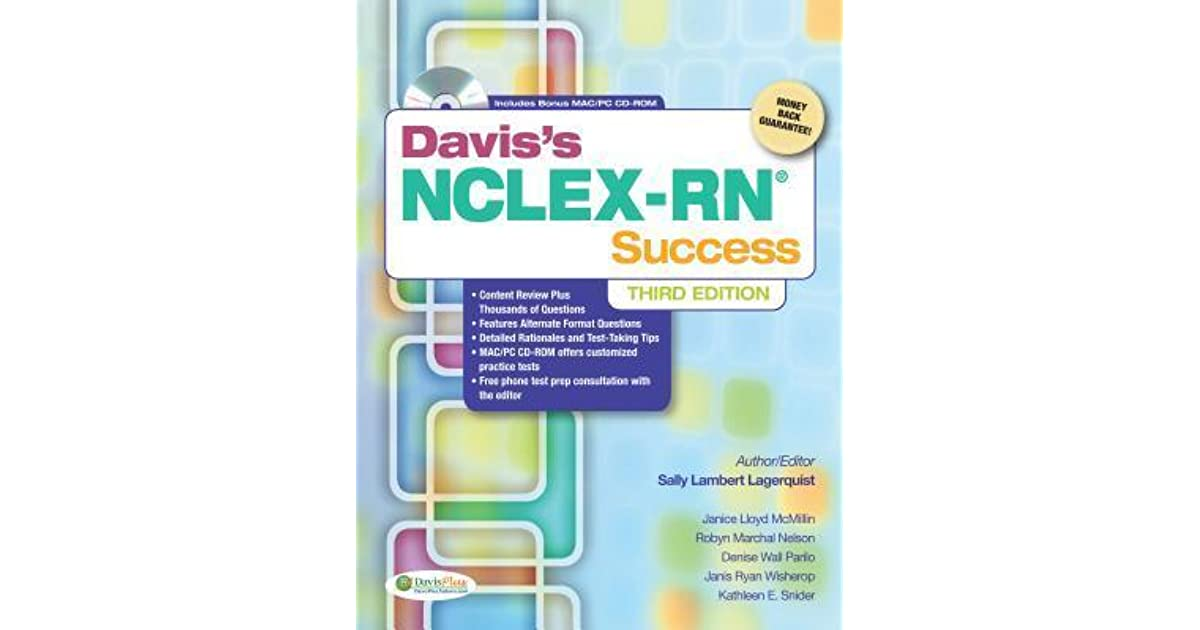 Saunders Comprehensive Review For The Nclex Rn Examination 7th Editionpdf 2