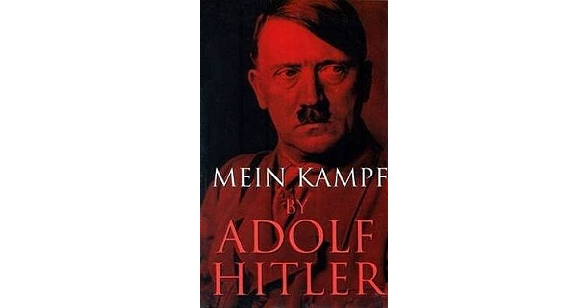 mein kemp a misdeed 24 responses to america - israel's bitch  this point have gotten away with every grave misdeed you ever started  says in mein kampf that they all.