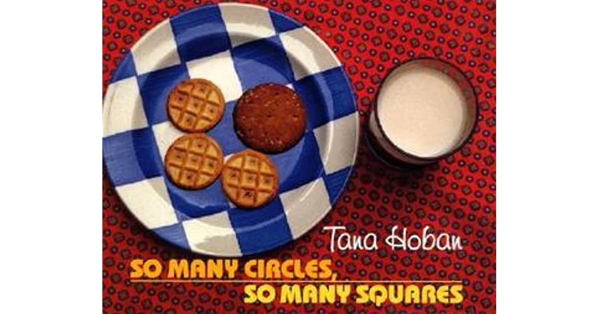 So many circles so many squares by tana hoban fandeluxe Image collections