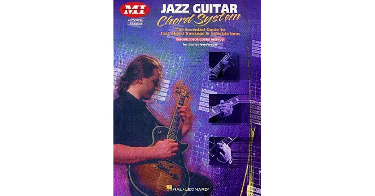 Jazz Guitar Chord System Private Lessons Series By Scott Henderson