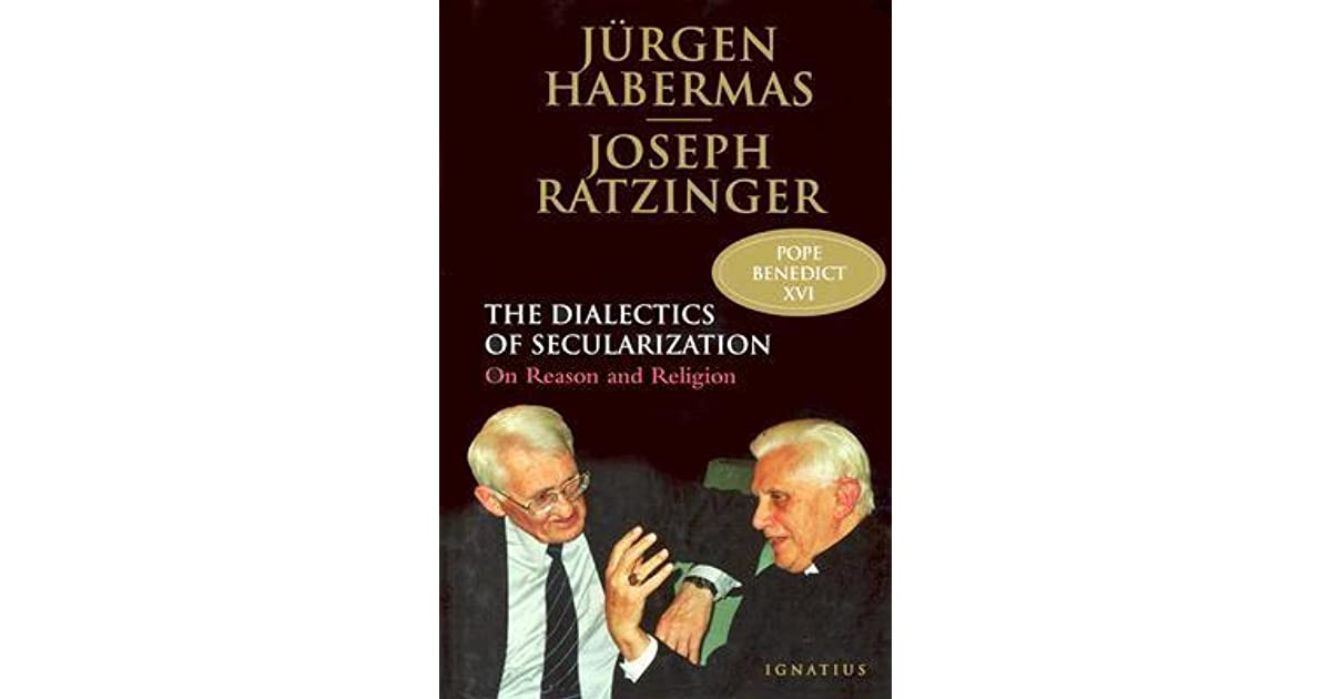 DIALECTICS OF SECULARIZATION EBOOK