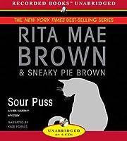 Sour Puss (Mrs. Murphy, #14)
