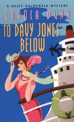 To Davy Jones Below by Carola Dunn