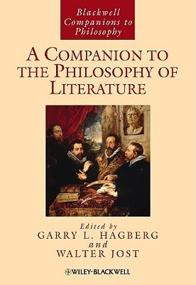 A Companion to Philosophy of Literature