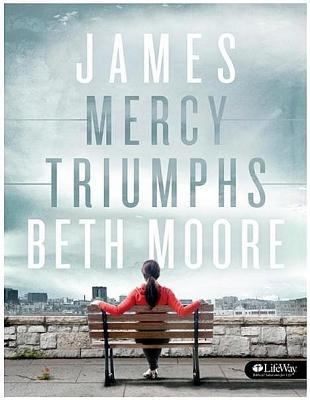 James Mercy Triumphs Member Book By Beth Moore