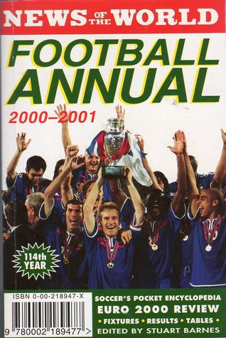 News of the World Football Annual 2000-2001
