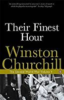 Their Finest Hour (The Second World War, #2)