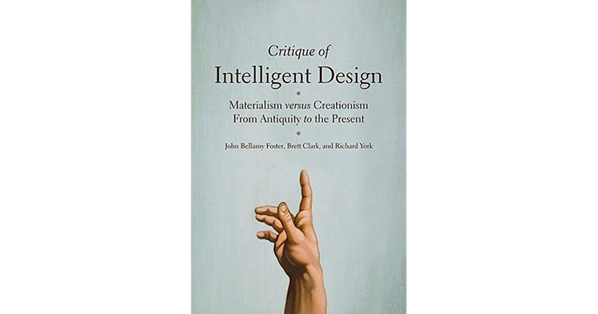 an overview of intelligent design in the textbook of pandas and people The reference book, of pandas and people , is available for students to see if they this spurred rapid revisions of science textbooks, some emphasizing biological evolution intelligent design, or id, is the latest pseudoscientific incarnation of religious creationism, cleverly crafted by a new group of.