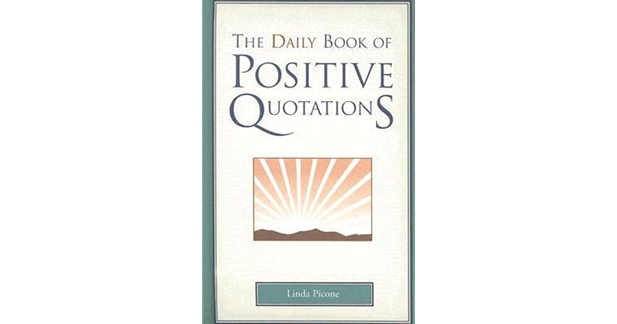 50 The Daily Book Positive Quotations good quotes