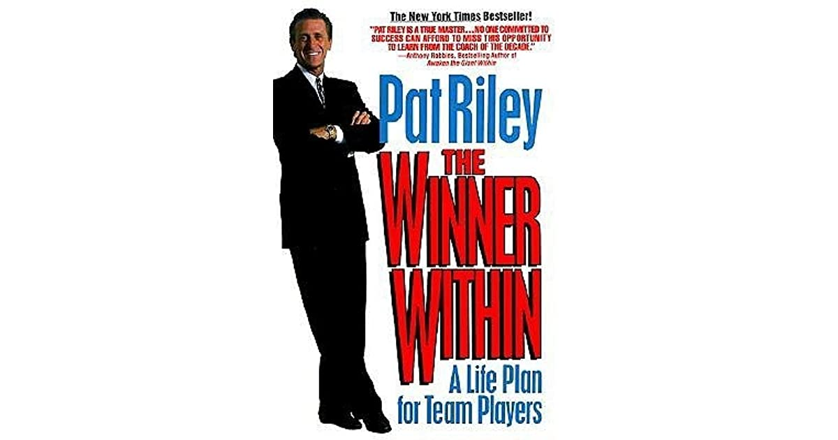 Pat Riley Book