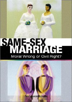 wrong morally Gay marriage