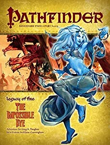 Pathfinder Adventure Path #23: The Impossible Eye (Legacy of Fire, #4)
