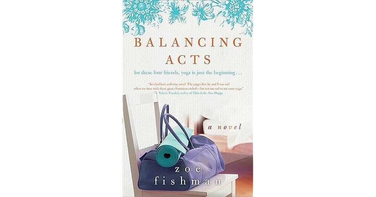 Balancing Acts By Zoe Fishman border=