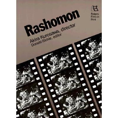 rashomon by akira kurosawa