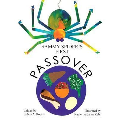 Sammy spiders first passover by sylvia a rouss fandeluxe Document