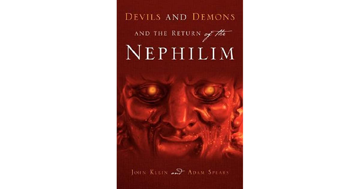 Devils and Demons and the Return of the Nephilim (Lost in Translation Book 1)