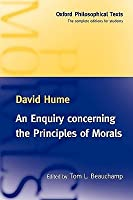 An Enquiry concerning the Principles of Morals (Philosophical Texts)